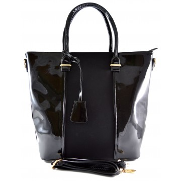 Černá kabelka Annie
