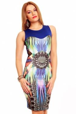 Etno šaty jsou krásné a rozhodně v nich budete originální a svůdná.