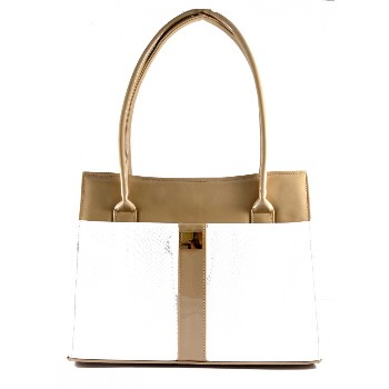 Bílo béžová značková kabelka Willis, cena: 1 299 Kč