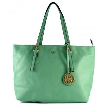 Zelená kabelka Stefania