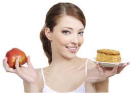 dieta žena