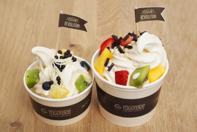 Namíchejte si jogurt podle toho, na který máte zrovna chuť.