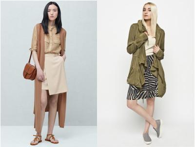 I safari styl podtrhne vaši ženskost. Stačí správně kombinovat.